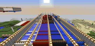 Parkour War Map for Minecraft 1.9   MinecraftSide