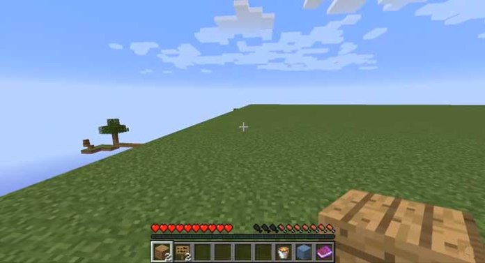 SkyLarge Map for Minecraft 1.8.9