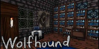 Wolfhound Resource Pack for Minecraft 1.9 | MinecraftSide