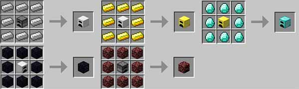 More Furnaces Mod for Minecraft