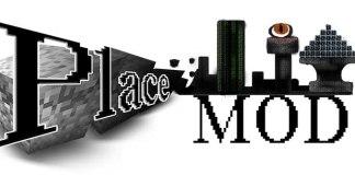 Placemod Mod for Minecraft 1.9.2/1.9/1.7.10 | MinecraftSide