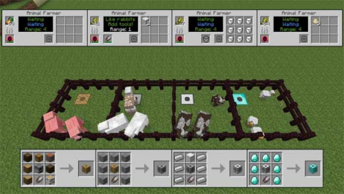 Progressive Automation Mod for Minecraft 1.9/1.8.9/1.7.10 | MinecraftSide