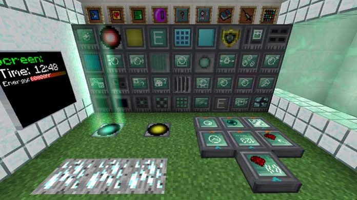 RFTools Mod for Minecraft 1.9.2