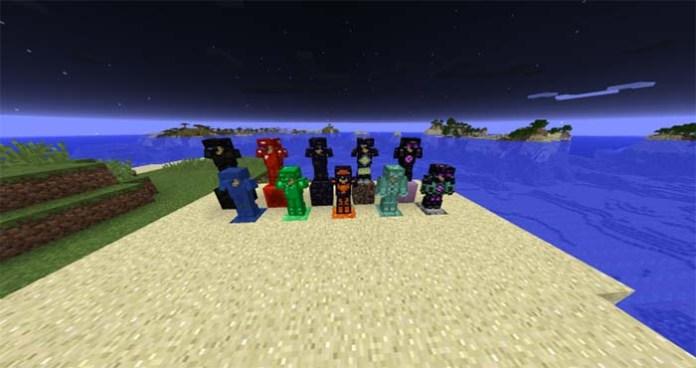 ArmorPlus Mod for Minecraft