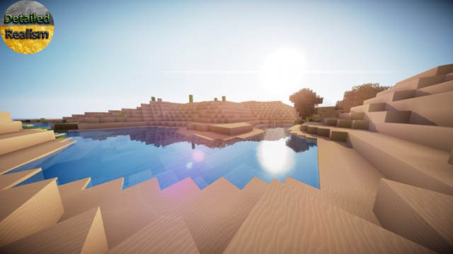 Detailed Realism Resource Pack for Minecraft