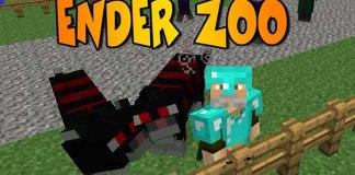 Ender Zoo Mod for Minecraft 1.9/1.8.9/1.7.10 | MinecraftSide