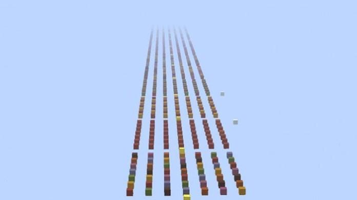 SquareGo Map for Minecraft 1.9.4