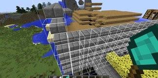 Better Builder's Wands Mod for Minecraft 1.10.2/1.9.4