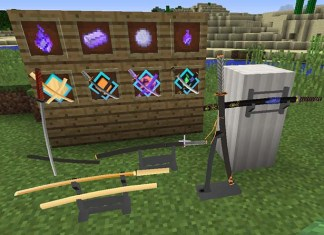 SlashBlade Mod for Minecraft 1.10.2/1.9.4