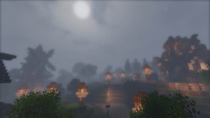 Stazza's Super Shaders Mod for Minecraft