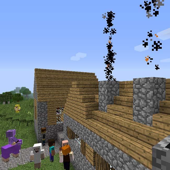 Advanced Chimneys Mod