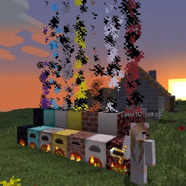 Advanced Chimneys Mod for Minecraft