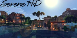 Serene HD Resource Pack for Minecraft