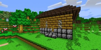 Super Mario World Edition Resource Pack for Minecraft