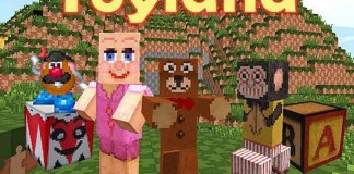 Toyland Resource Pack for Minecraft