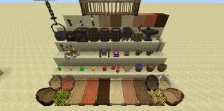 Dark Roleplay Medieval Mod for Minecraft