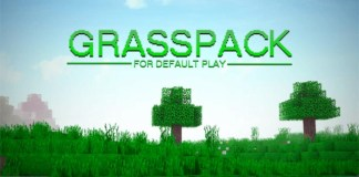 GrassPack Resource Pack for Minecraft
