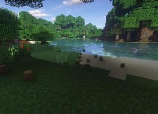 Tree Chopper Mod for Minecraft