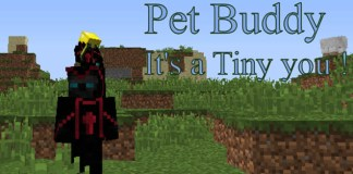 Pet Buddy Mod for Minecraft