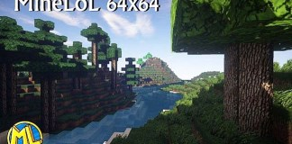MineLoL Resource Pack for Minecraft