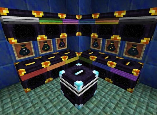 MultiStorage Mod for Minecraft