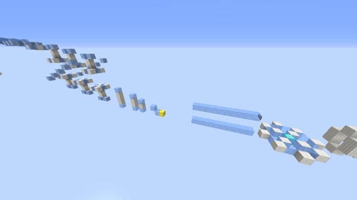 Sky Runner Map