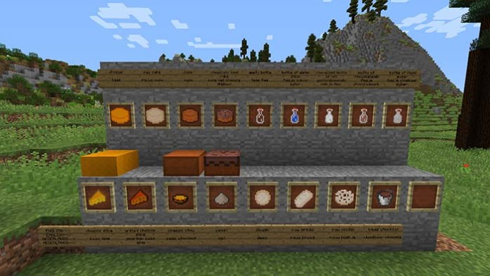 Tim's Expansion Mod for Minecraft