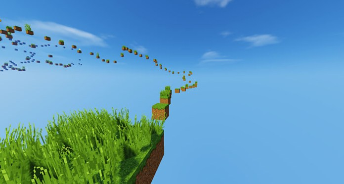 700 Jumps to Success Map for Minecraft