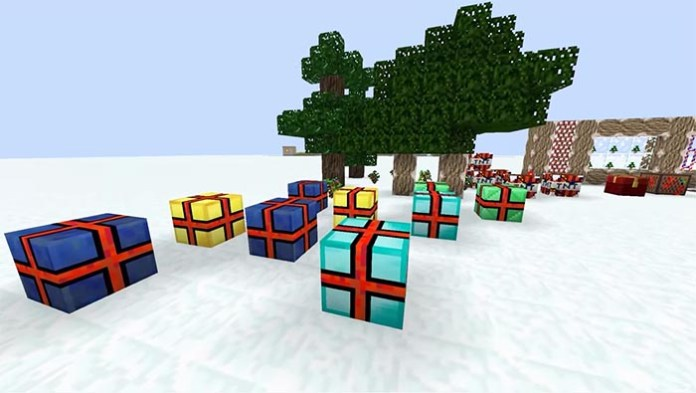 Christmas Resource Pack for Minecraft
