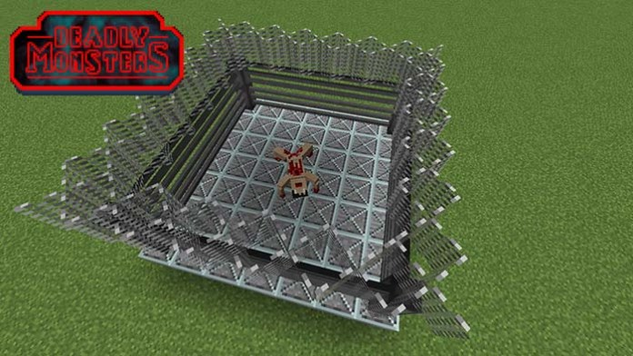 Deadly Monsters Mod for Minecraft