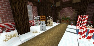 Defaulted Christmas Resource Pack for Minecraft