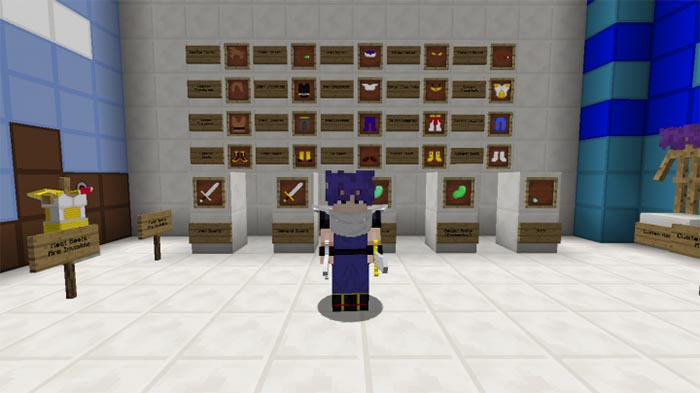 Dragon Ball Z Resource Pack for Minecraft