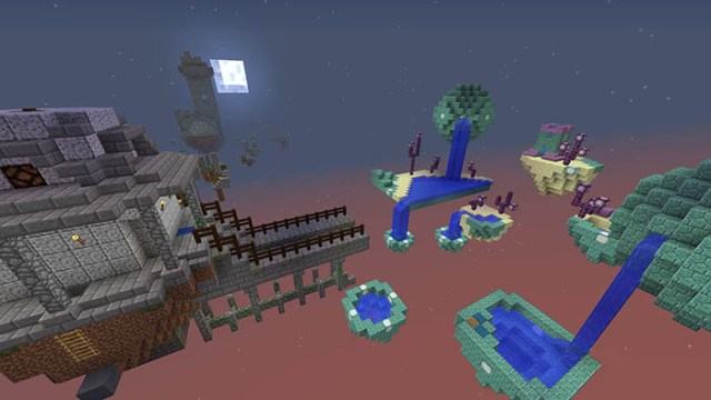 Isle Dream Map for Minecraft