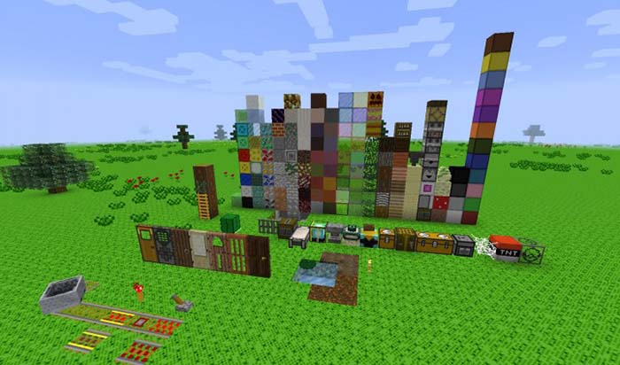 Pokemon Gold Resource Pack for Minecraft