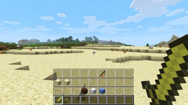 Quick Hotbar Mod for Minecraft