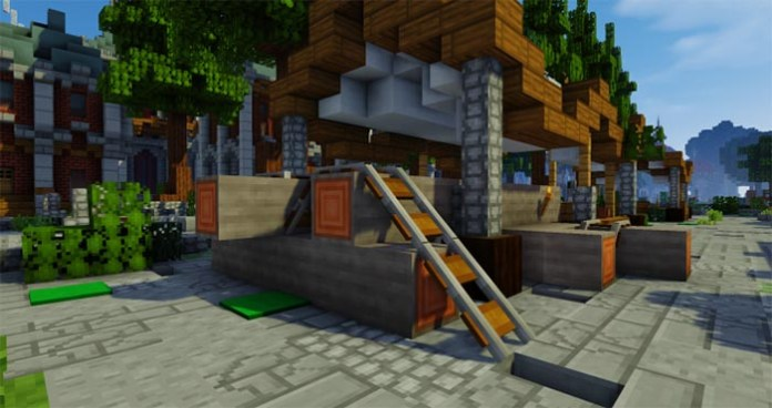 X11Pack Resource Pack for Minecraft