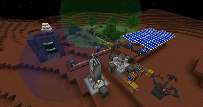 Galacticraft Mod for Minecraft