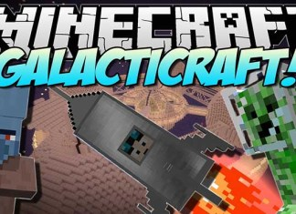 Galacticraft Mod for Minecraft