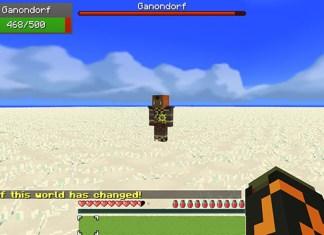 Zelda Mobs Mod for Minecraft