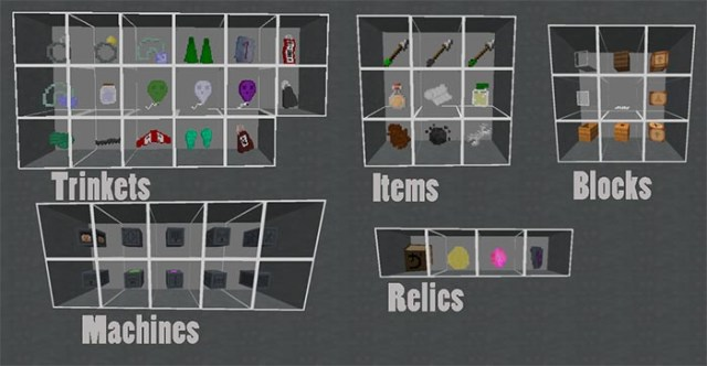 Convenient Additions Mod for Minecraft