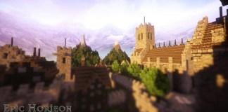 Epic Horizon Resource Pack for Minecraft