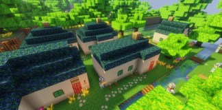 Secret of Mana Resource Pack for Minecraft