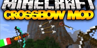 Crossbows Mod for Minecraft