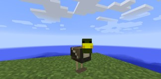 Duck Craft Mod for Minecraft