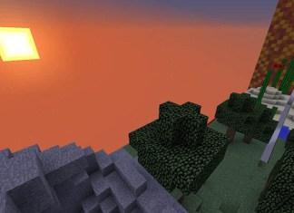Parkour Challenge Map for Minecraft