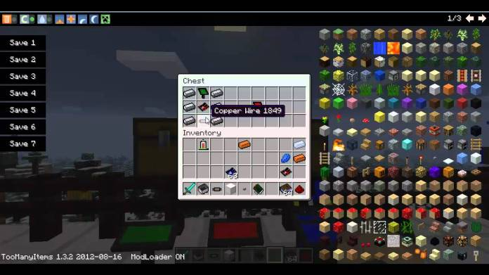 library mod 1.7.10