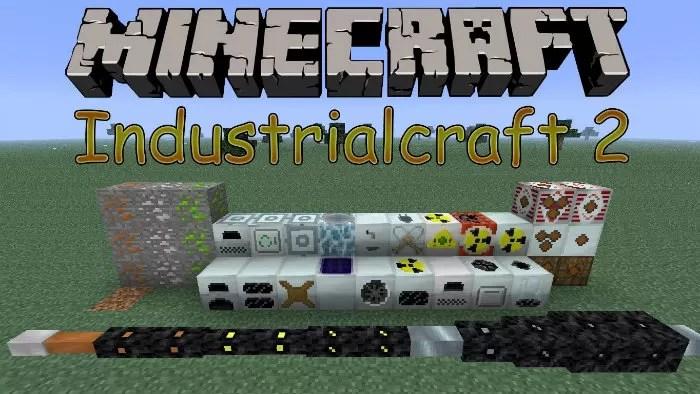 IndustrialCraft Mod for Minecraft 1.12.2/1.11.2   MinecraftSix
