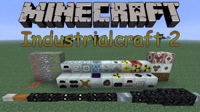 IndustrialCraft Mod for Minecraft 1.7.10 | MinecraftSix
