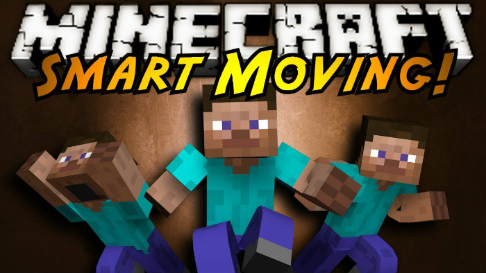 Smart Moving Mod For Minecraft MinecraftSix - Nome de skin para minecraft 1 8 pirata