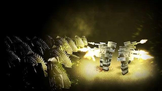 aliens-and-predators-mod-in-minecraft